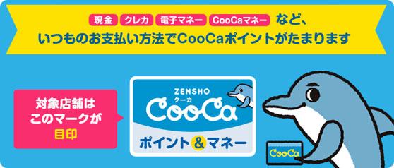 cooca(クーカ)ポイント